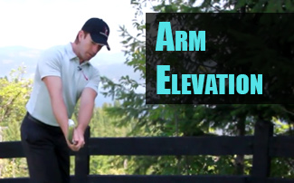 Golf Biomechanics: Understand Shoulder Elevation