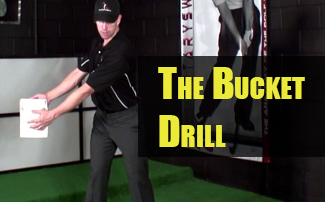 Shoulder Turn in Golf | Learn How to Turn With the Bucket Drill