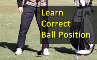 Science Proves Traditional Golf Ball Position Is Wrong