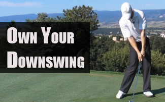 The Golf Downswing