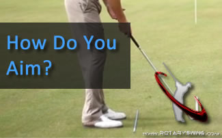 Find Out How to Aim in Golf (or Pay the Price)