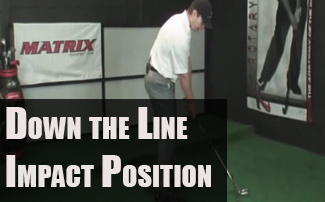Impact Alignments Down the Line