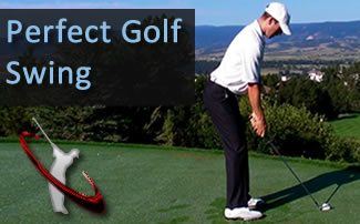 Perfect Golf Swing, How to Perfect a Golf Swing Video