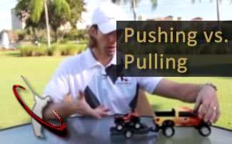 Push vs. Pull in the Golf Swing: A Critical Concept