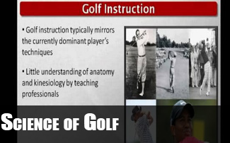 Science of Golf - Fix Your Golf Swing Problems with Golf Science