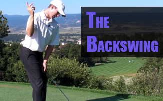 Golf Biomechanics - Move 2 - Finishing the Backswing