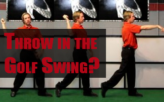 Simply Throw for a More Natural Golf Swing & More Speed