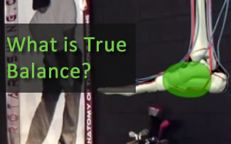 Balance in Golf | Get Grounded to Improve Your Golf Swing