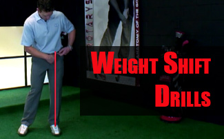 Weight Shift in Golf | The Key to Efficient Power in Your Golf Swing