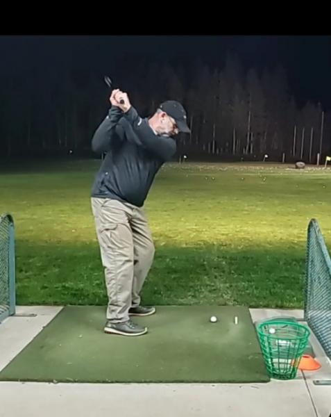 Golf Backswing, Completing the Golf Backswing | RotarySwing com