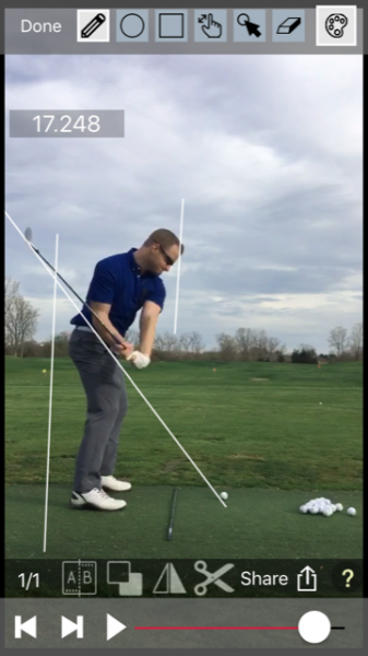 Squat to Square in the Golf Downswing | RotarySwing com
