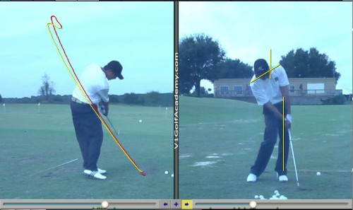 improve your swing plane like this pro