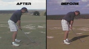 improve your golf setup like this student
