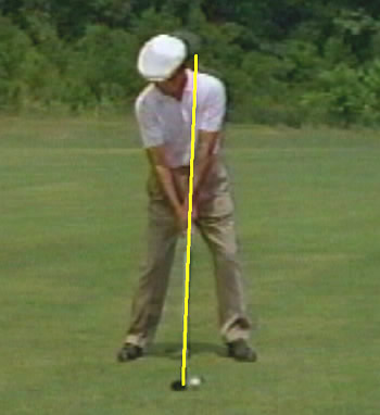 Ben Hogan's Golf Swing Face On | RotarySwing com