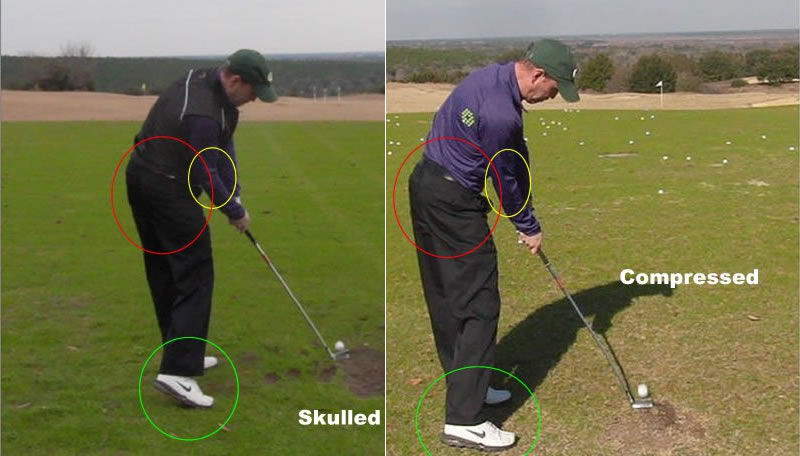improve your golf swing at an RST clinic