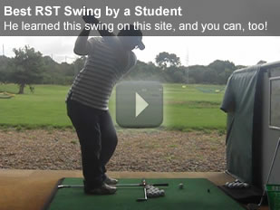 improve my golf swing - Colin