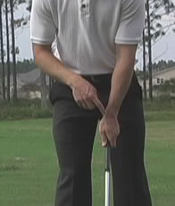 How to Grip a Golf Club for Long, Straight Shots ...
