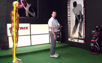 finding balance in the golf swing