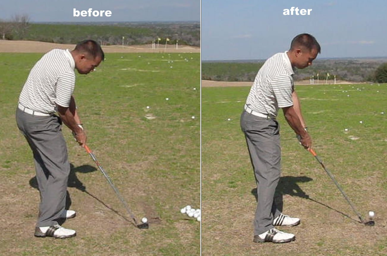 improve your golf swing like this professional