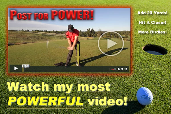 5 step golf swing system
