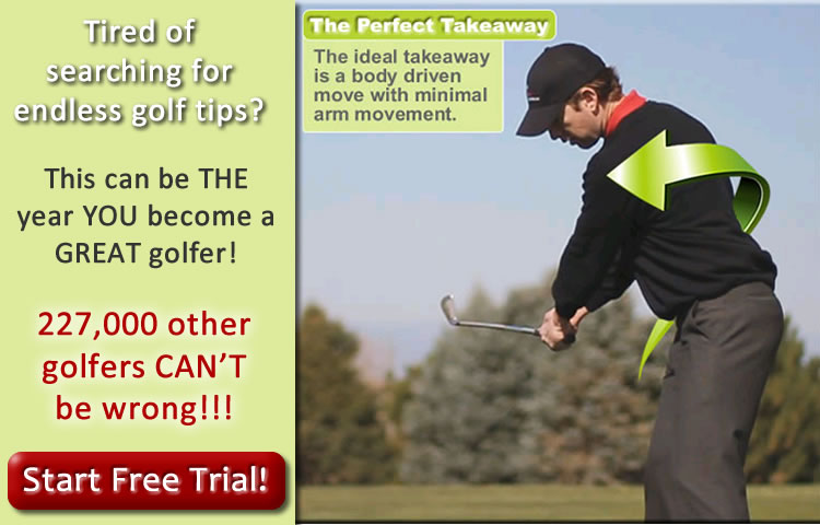 master the golf takeaway