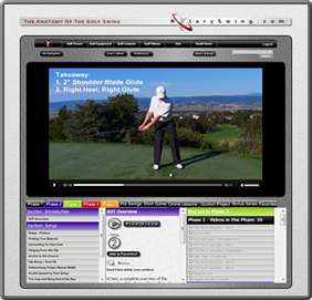 golf learning system