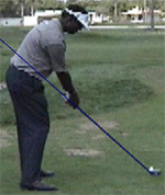 vijay singh golf swing changes