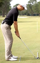 learn how to aim in golf