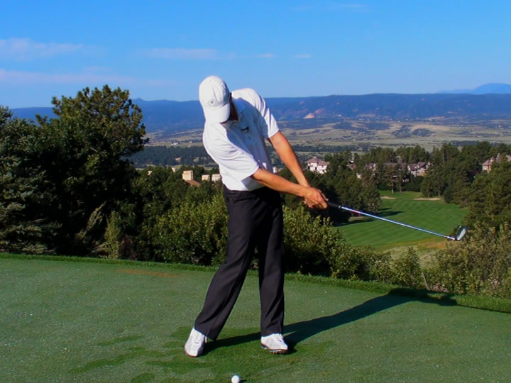 perfect golf swing biomechanics