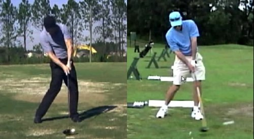Compare impact positions