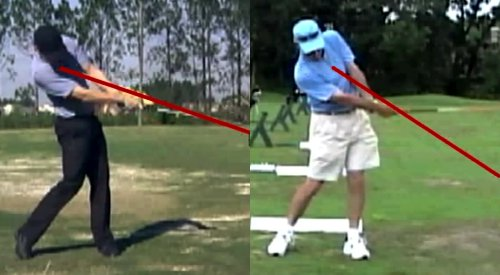 Compare position after impact