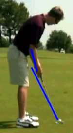 Shaft would not align with forearms