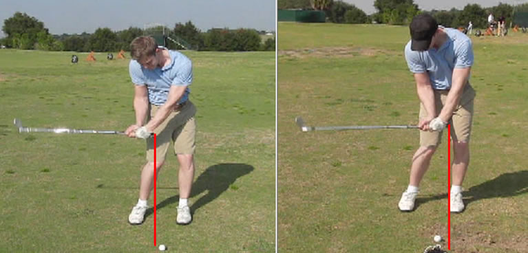 increase lag in golf swing