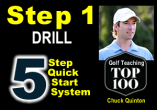 Step 1 - Weight Shift - Drill Only