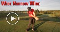 Wide-Narrow-Wide Swing Shape - ffcot