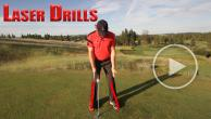 Laser Beam Knee Drills for Stability