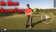 Cure Golf Elbow Pain