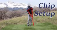 Golf Chipping Tips | How to Chip a Golf ball - Proper Setup