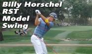 Billy Horschel Golf Swing Review - RotarySwing Tour Model