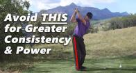 Load Right Leg in Golf for Stability, Safety - FF