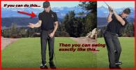 Simplify Your Backswing with Shallow Arms