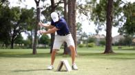 Right Shoulder Golf Swing Drill | Sledgehammer - ffcot