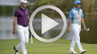 Billy Horschel vs Ricky Fowler - Downswing Sequence