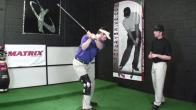 Maintaining Knee Flex in the Golf Swing - The Anchor