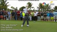 Tiger Woods Golf Swing Release
