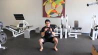Goblet Squats for Increased Power