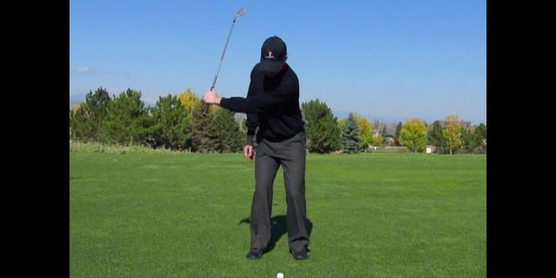 How to Take a Proper Golf Divot in the Golf Swing