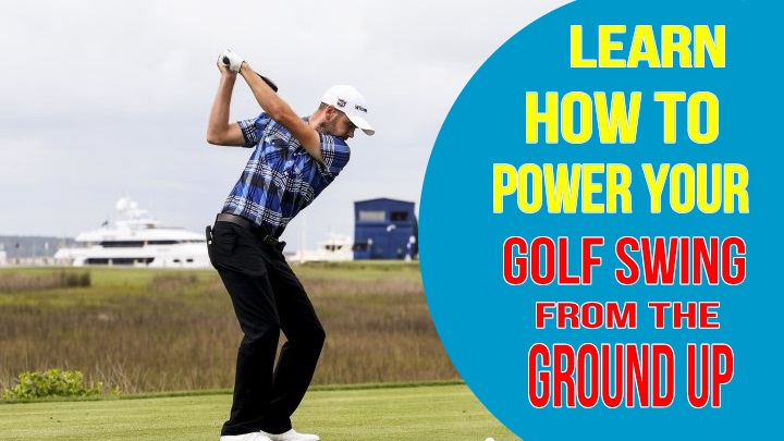 Troy Merritt - Downswing Sequence