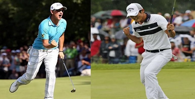 Danny Lee vs. Bernd Wiesberger - Get more lag