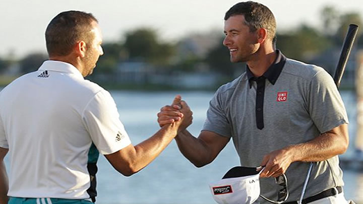 Adam Scott vs. Sergio Garcia